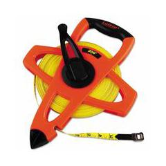 ORS182-FE200 - Cooper Hand Tools LufkinHi-Viz® Orange Reel Fiberglass Tapes