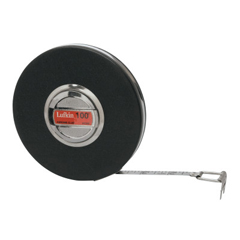ORS182-HC256N - Cooper Hand Tools LufkinLeader Measuring Tapes, 3/8 In X 100 Ft