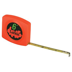 ORS182-W6110 - Cooper Hand Tools LufkinPee Wee® Pocket Measuring Tapes
