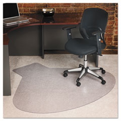 ESR122775 - ES Robbins® AnchorBar® Professional Series Chair Mat for Carpet