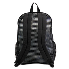 EST113960BJBLK - Eastsport® Mesh Backpack