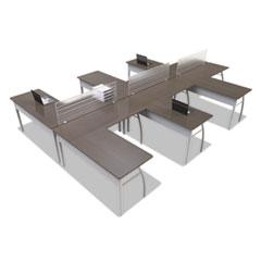 LITTR721 - Linea Italia® Trento Line Polycarbonate Dividing Panel