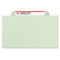 SMD18776 - Smead® Pressboard Classification Folders with SafeSHIELD® Coated Fasteners