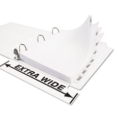 AVE11223 - Avery® WorkSaver® Big Tab™ Paper Dividers