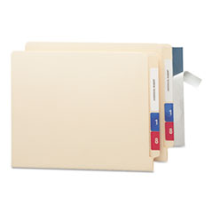 SMD67608 - Smead® Seal & View® Clear File Folder Label Protector