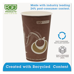 ECOEPBRHC16EW - Eco-Products Evolution World™ 24% PCF Hot Drink Cups