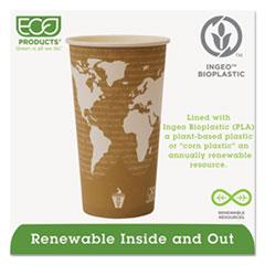 ECOEPBHC20WA - Eco-Products World Art™ Hot Cups