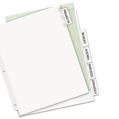 AVE11221 - Avery® WorkSaver® Big Tab™ Paper Dividers