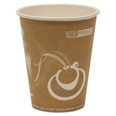 ECOEPBRHC8EW - Eco-Products® Evolution World™ 24% PCF Hot Drink Cups