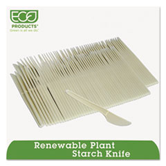 ECOEPS001PK - Eco-Products® Plant Starch Renewable Knives