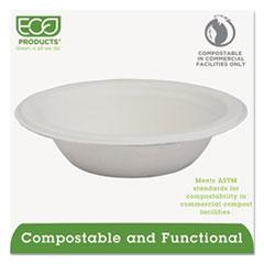ECOEPBL12 - Eco-Products® Compostable Sugarcane Dinnerware