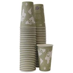 ECOEPBHC16WAPK - Eco-Products® World Art™ Hot Cups