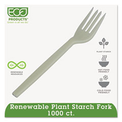 ECOEPS002 - Eco-Products Renewable PSM Forks