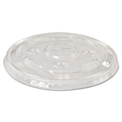 DCC626TSCT - Dart SOLO® Cup Company Ultra Clear™ Dome Cold Cup Lids