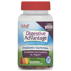 DVA18367 - Digestive Advantage® Probiotic Gummies