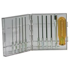 CHT188-99PS60 - Cooper Industries99® Series 11-Piece Bristol Multiple-Spline Tool Sets