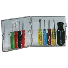 CHT188-PS88 - Cooper IndustriesCompact Convertible Screwdriver Sets