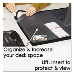 AOP41200S - Artistic™ Logo Pad™ Desktop Organizer