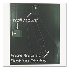 NUD21202 - Nu-Dell Leatherette Frame