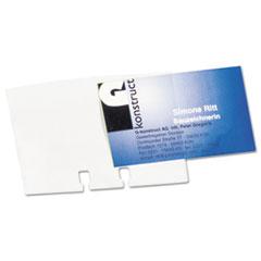 DBL241819 - Durable® VISIFIX® Business Card Sleeves