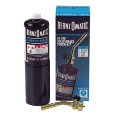 BRZ189-368372 - BernzOmatic2-Piece Pencil Flame Torch Kit