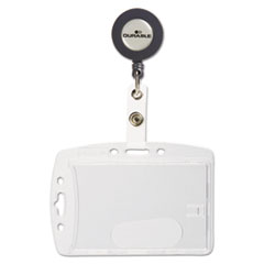 DBL801219 - Durable® ID/Security Card Holder Sets
