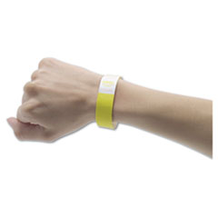 AVT75512 - Advantus® Crowd Management Wristbands