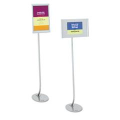 QRT7922 - Quartet® Designer Sign Stand