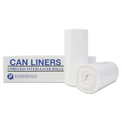 IBSSLW4347SHK - Institutional Low-Density Can Liners