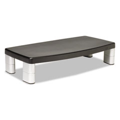 MMMMS90B - 3M Extra-Wide Adjustable Monitor Stand