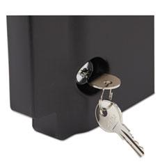 RCP9T86BLA - Locking Security Hood