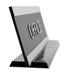 USS4762 - Headline® Sign Century Series Office Sign