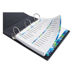 AVE11322 - Avery® Ready Index® Double-Column Table of Contents Dividers