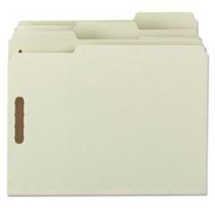 SMD15003 - Smead® 100% Recycled Pressboard Fastener Folders