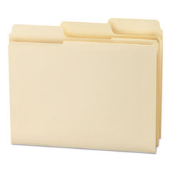 SMD10395 - Smead® SuperTab® Reinforced Guide Height Top Tab Folders