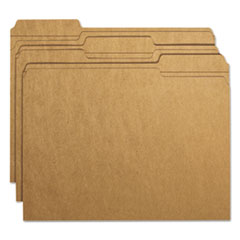 SMD10734 - Smead® Reinforced Heavyweight Kraft File Folder