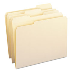 SMD10334 - Smead® Reinforced Tab Manila File Folder