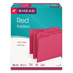 SMD12743 - Smead® Colored File Folders