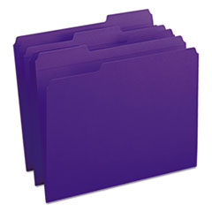 SMD13034 - Smead® Reinforced Top Tab Colored File Folders