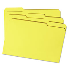 SMD17934 - Smead® Reinforced Top Tab Colored File Folders