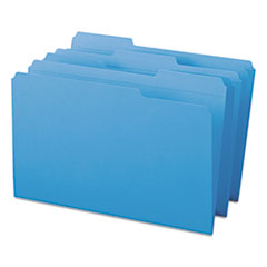 SMD17034 - Smead® Reinforced Top Tab Colored File Folders