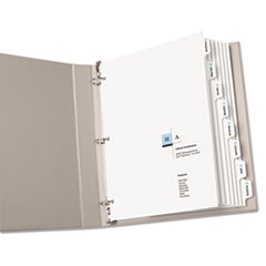 AVE11528 - Avery® Print-On™ Dividers
