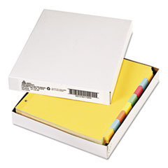 AVE11509 - Avery® Write-On Plain Tab Dividers