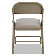 ALEFC96T - Alera® Steel Folding Chair with Two-Brace Support