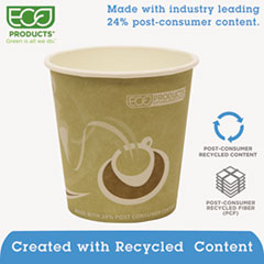 ECOEPBRHC10EWPK - Eco-Products® Evolution World™ 24% PCF Hot Drink Cups