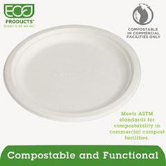 ECOEPP013PKCT - Eco-Products® Sugarcane Dinnerware