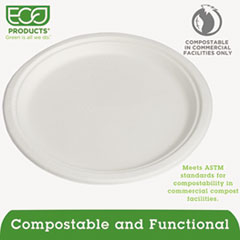 ECOEPP005 - Eco-Products Sugarcane Plates