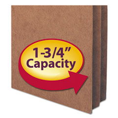 SMD73800 - Smead® Redrope Drop Front File Pockets