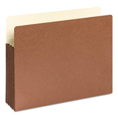 SMD73264 - Smead® Redrope Drop Front File Pockets with Tyvek® Lined Gussets