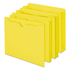 SMD75511 - Smead® Colored File Jackets with Reinforced Double-Ply Tab